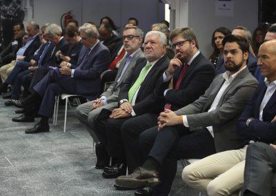 ALBERT RIVERA PARTICIPA EN EL FORO LÍDERES ORGANIZADO POR LA AGENCIA EFE