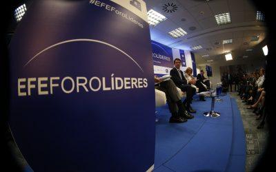 EFE Foro Líderes con Manuel Valls