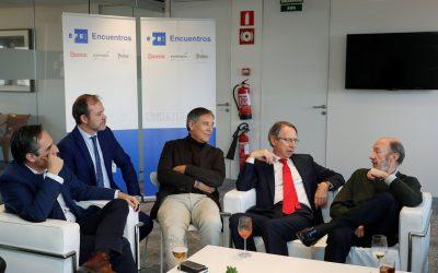 EFE Encuentros con Alfredo Pérez Rubalcaba