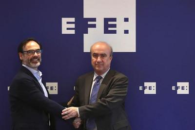 EFE y la OEI colaborarán en la promoción de la educación en Iberoamérica