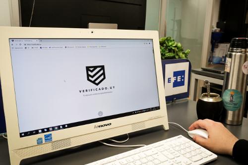 EFE se une a Verificado.uy, plataforma de lucha contra la desinformación en Uruguay
