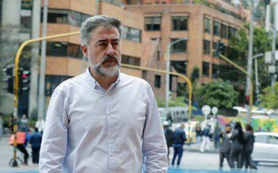 Juan Carlos Gómez, nuevo responsable de la mesa de Bogotá