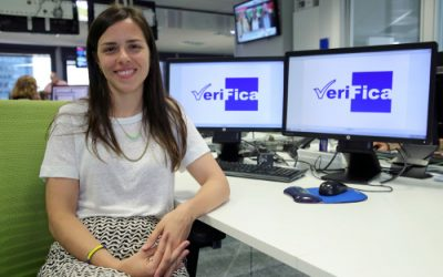 """EFE aspira a ser el medio """"verificador"""" más importante del mundo hispano"""