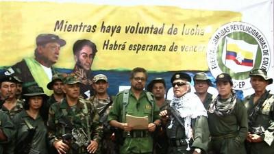 La colaboración entre delegaciones y la Central convierte en primicia el regreso de las FARC a la lucha armada