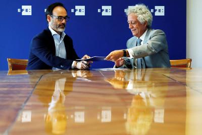 EFE difundirá la réplica de la histórica circunnavegación de Elcano