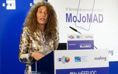 EFE y Universitat Oberta de Catalunya crean los Premios de Periodismo Móvil