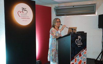 Nuestra compañera Pilar González Moreno, Premio de Periodismo de la Sociedad Española de Cardiología