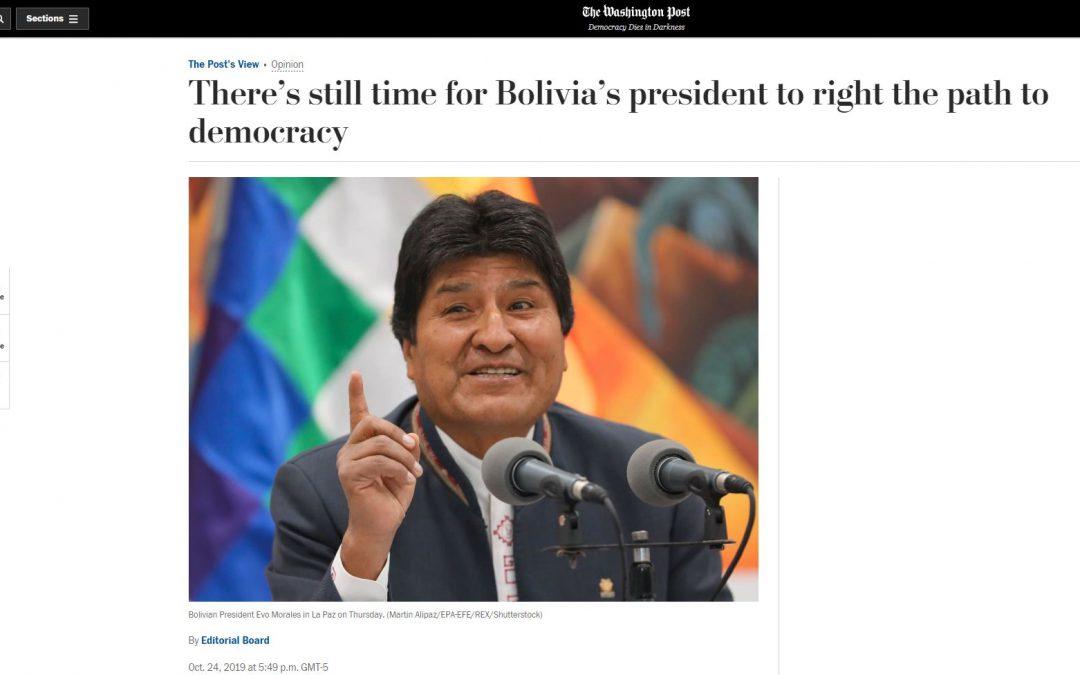 EFE recoge en primera línea la protesta latinoamericana