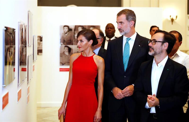 EFE e Iberia plasman en fotografías los lazos indelebles entre Cuba y España