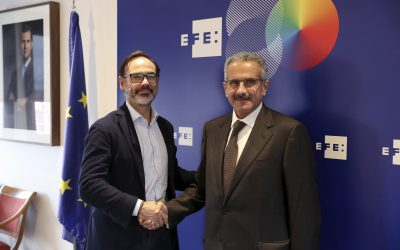 EFE y la agencia kuwaití KUNA cooperarán en la difusión de contenidos y la formación de periodistas