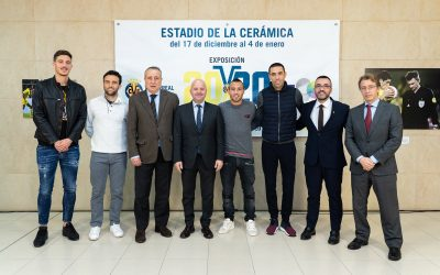 EFE y el Villarreal repasan los veinte años de historia del club desde su ascenso a Primera