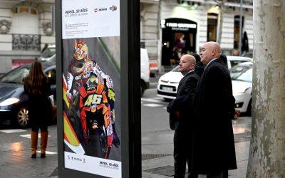 Repsol y EFE, de la mano para ilustrar medio siglo de motor en España