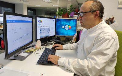 Monedero: Mi objetivo es situar la marca EFE en el podium de los buscadores
