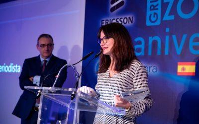 Emilia Pérez, premio a la Periodista del Año por ADSLZone