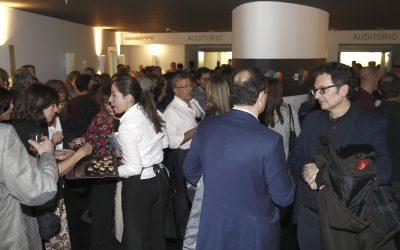 """La """"familia"""" EFE celebra el 80 aniversario de la agencia con nueva imagen"""