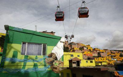 """""""Ciudades sobre ruedas"""", un proyecto multimedia inédito"""