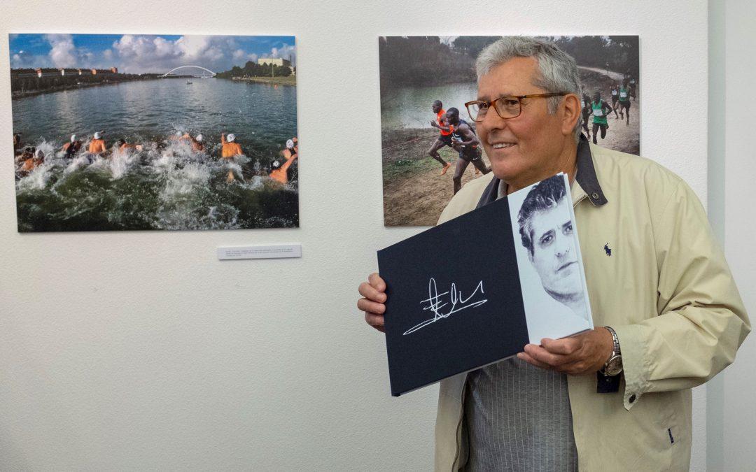 Fallece Eduardo Abad, histórico fotógrafo de EFE