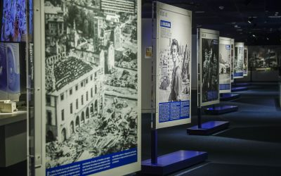 El Museo EFE incorpora a sus portadas la historia de la miliciana y el 8M