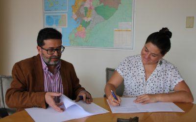 EFE firma convenio en Ecuador para la difusión de la cultura indígena y la Amazonía