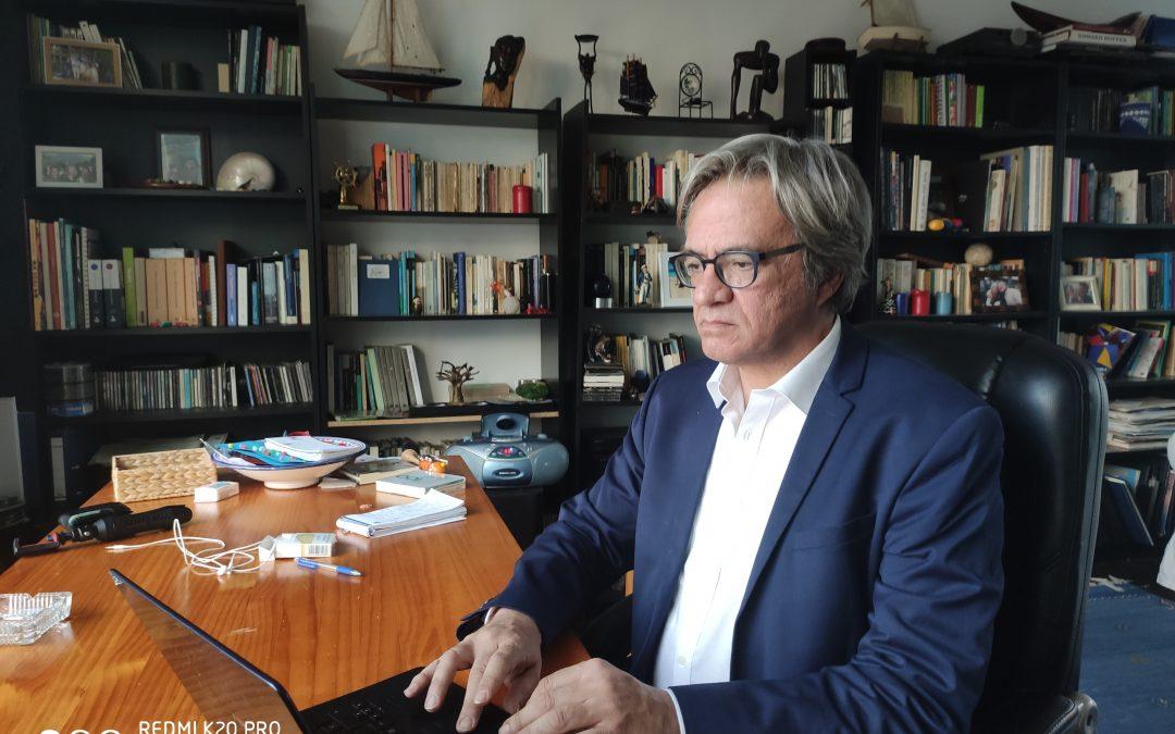 Javier García: China no relajaría las medidas en algunas zonas si no tuviera la situación controlada