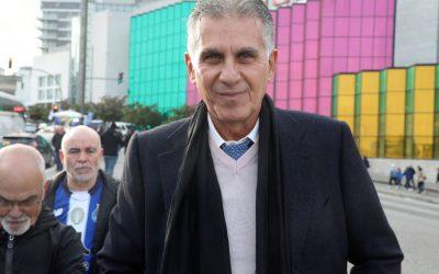 Colombia reconoce y aplaude exclusiva de EFE Deportes con Carlos Queiroz