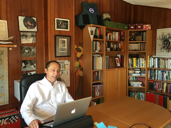 """Alfonso Bauluz: EFE está """"marcando agenda"""" en este momento tan complicado"""