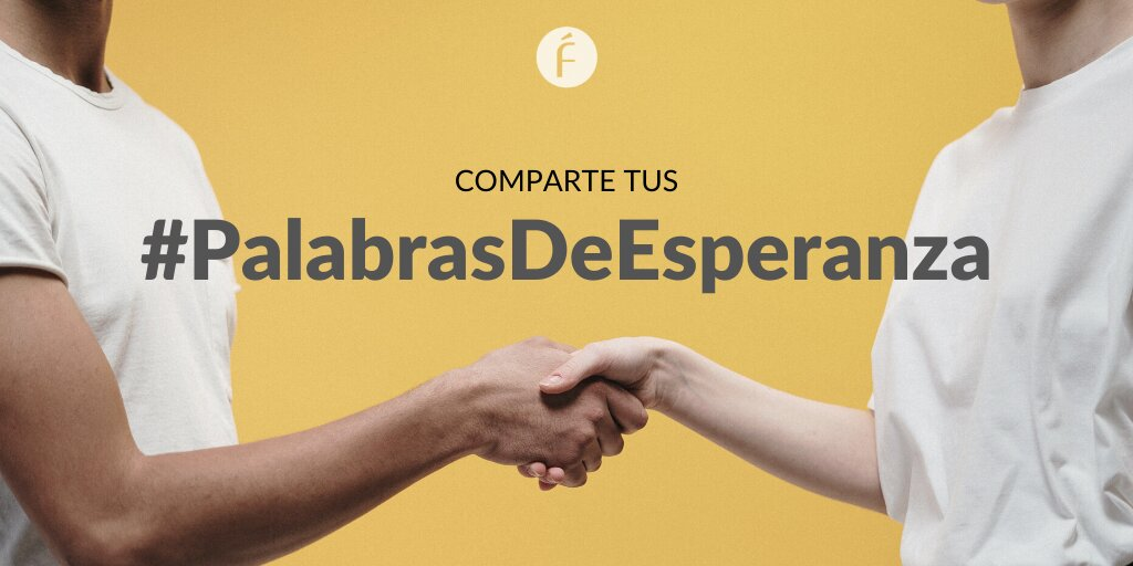 fundeu #palabrasdeesperanza