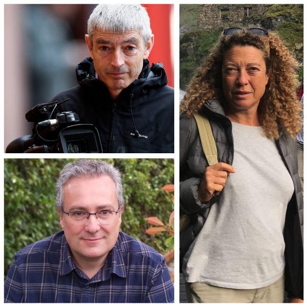 Reporteros de EFE: cuando la cámara pesa el doble por la carga emocional
