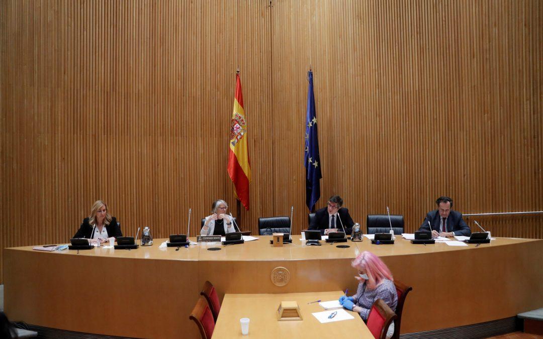 El Congreso avala el nombramiento de Gabriela Cañas como presidenta de EFE