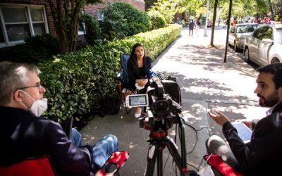 De Telemundo a Der Spiegel: el impacto mundial de la entrevista exclusiva a Alexandria Ocasio-Cortez desde Nueva York