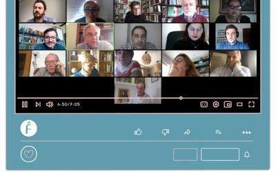 La Fundéu reúne de nuevo a su Consejo en línea y abre sus sesiones en YouTube