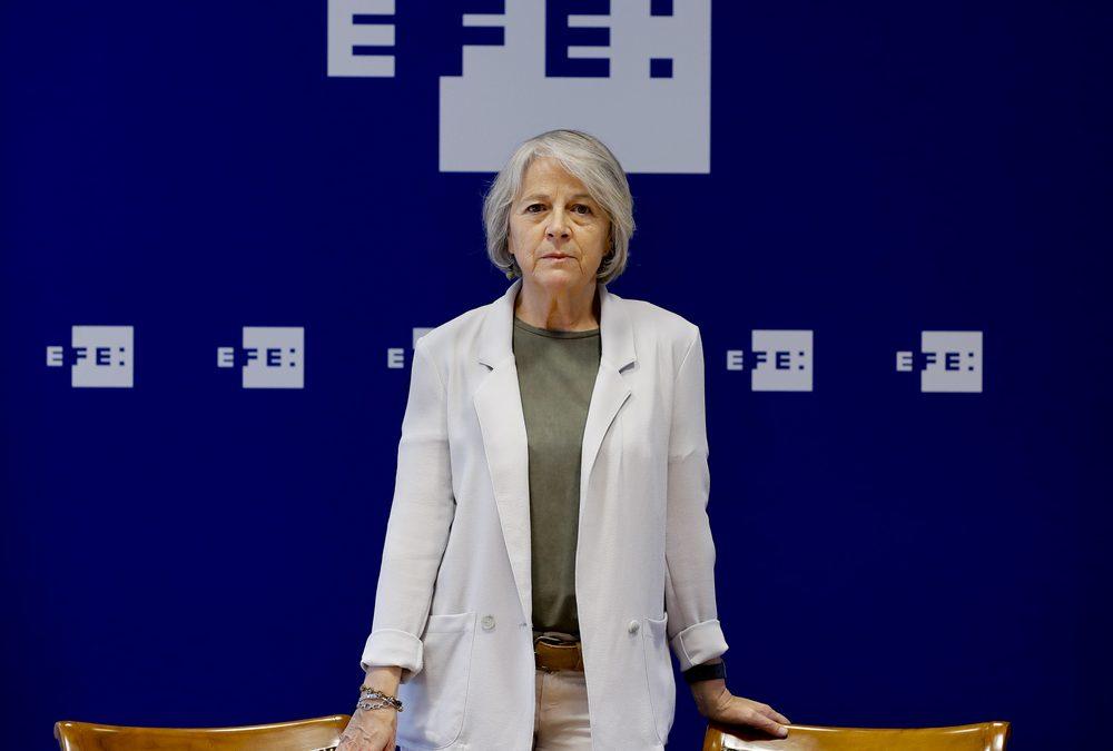 Gabriela Cañas EFE