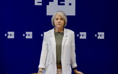 La Agencia EFE abre nueva etapa con la primera mujer al frente: la periodista y escritora Gabriela Cañas