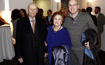 Muere Teodoro Llorente a los 94 años tras una trayectoria de 50 años en EFE