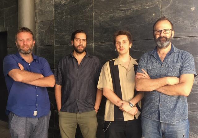 """""""Salir de Aquí"""", documental codirigido por el fotógrafo de EFE Paolo Aguilar, a concurso en el Festival Internacional de Málaga"""