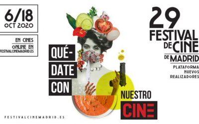 """""""Fila EFE"""" da nombre al premio especial a la labor técnica en el Festival de Cine de Madrid"""
