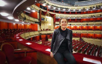 Concha Barrigós: El Teatro Real es un baúl de tesoros