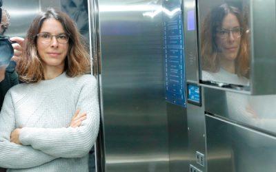 La periodista de EFE María Traspaderne, premio de Defensa 2020
