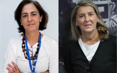 Charo Gasca y Paloma Puente, nuevas directoras de Internacional y Documentación y Archivo