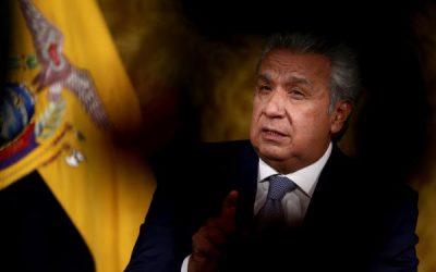 Notorio eco en Ecuador de la entrevista de EFE al presidente Lenín Moreno