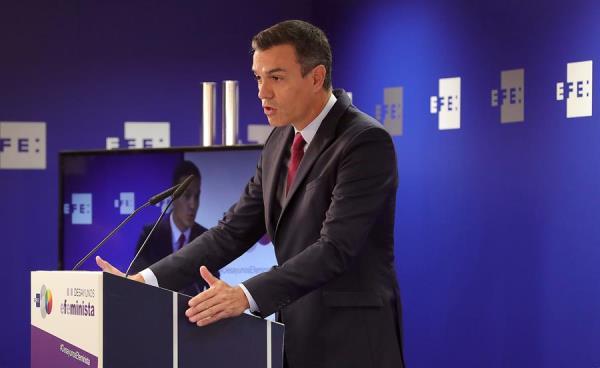 presidente-del-gobierno-fondos-europeos-efe