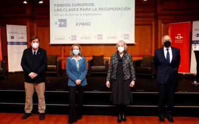 El II Foro de EFE y KPMG, un éxito informativo con la guinda de Nadia Calviño