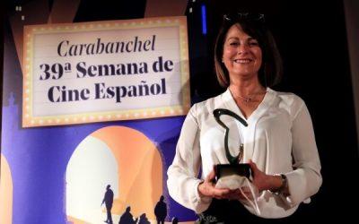 La redactora de Efe Alicia García, premio del Festival de Carabanchel