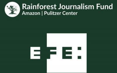 Efe y Centro Pulitzer suscriben acuerdo editorial sobre la selva amazónica