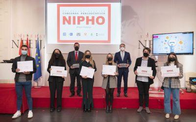 EFE se estrena como patrocinador del Concurso periodístico NIPHO