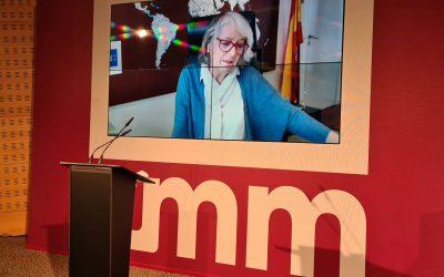 """Gabriela Cañas, presidenta de Efe: """"Ser ejecutiva de prensa es una rareza"""""""