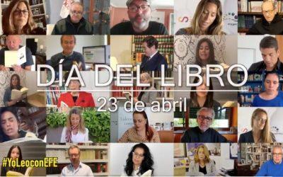 #YoLeoconEfe: Una lectura global para celebrar el Día del Libro