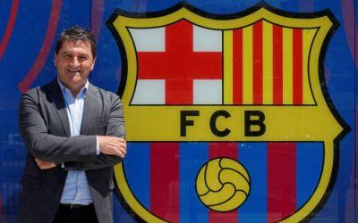 El periodista de EFE Àlex Santos dirigirá la comunicación del F.C.Barcelona