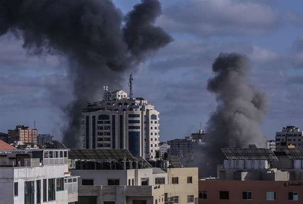 Jerusalén-Gaza