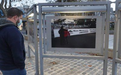 Un abrazo emocionado en memoria de los desaparecidos en Uruguay